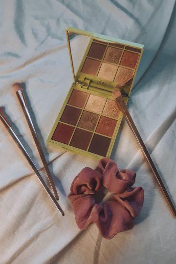 pixi eye effect rosette ray palette review pixi beauty