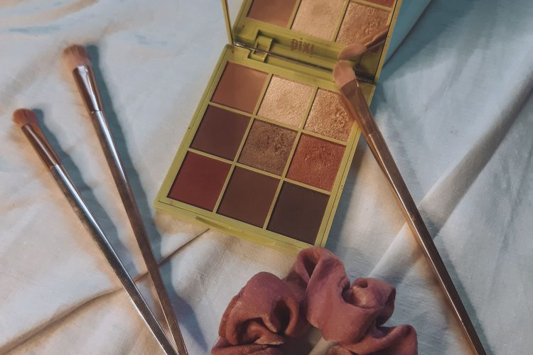 pixi eye effect rosette ray palette review pixi beauty
