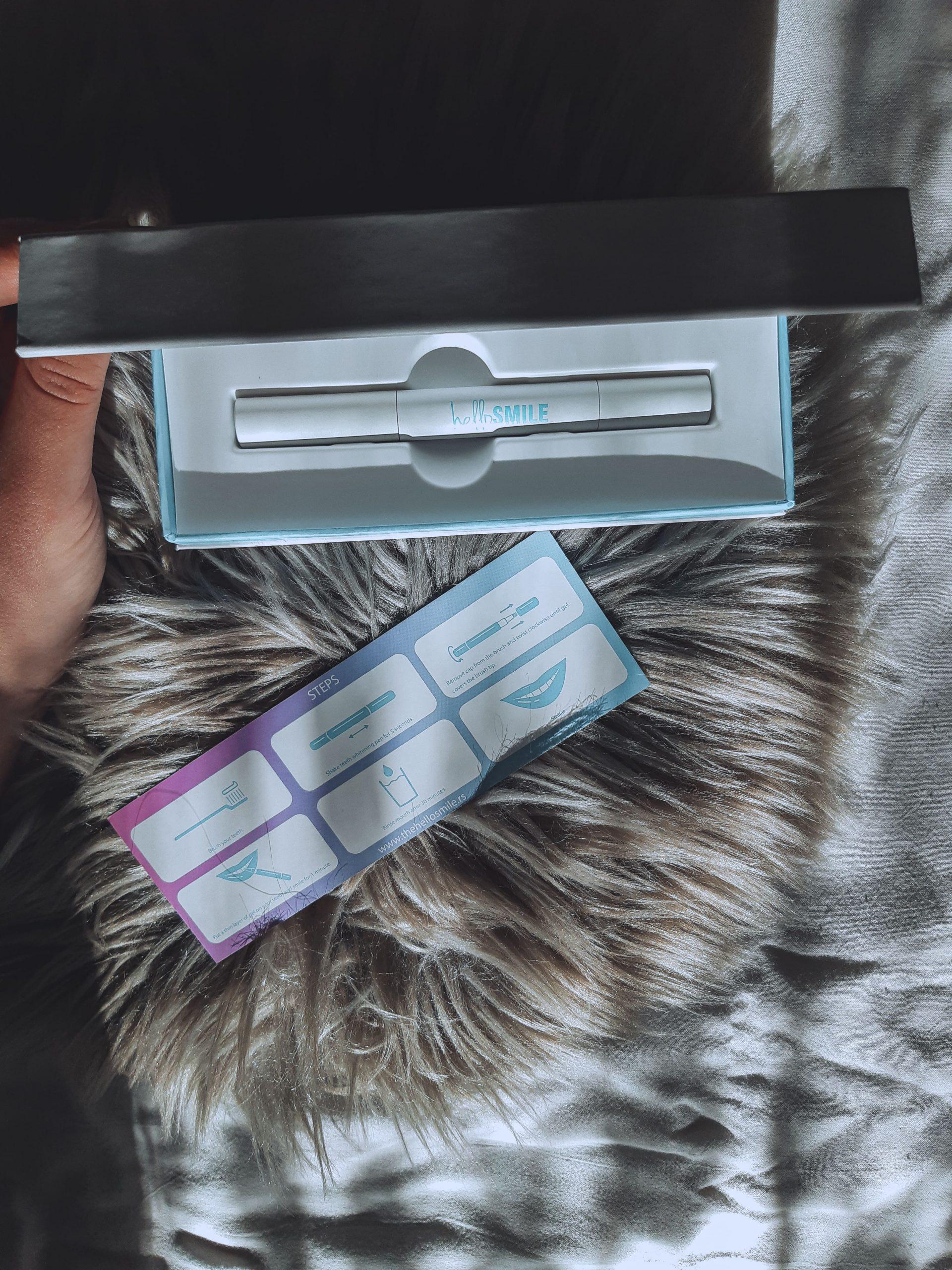 kako izbijeliti zube na prirodan nacin lviinglikev fashion blogger hello smile olovka recenzija hello smile