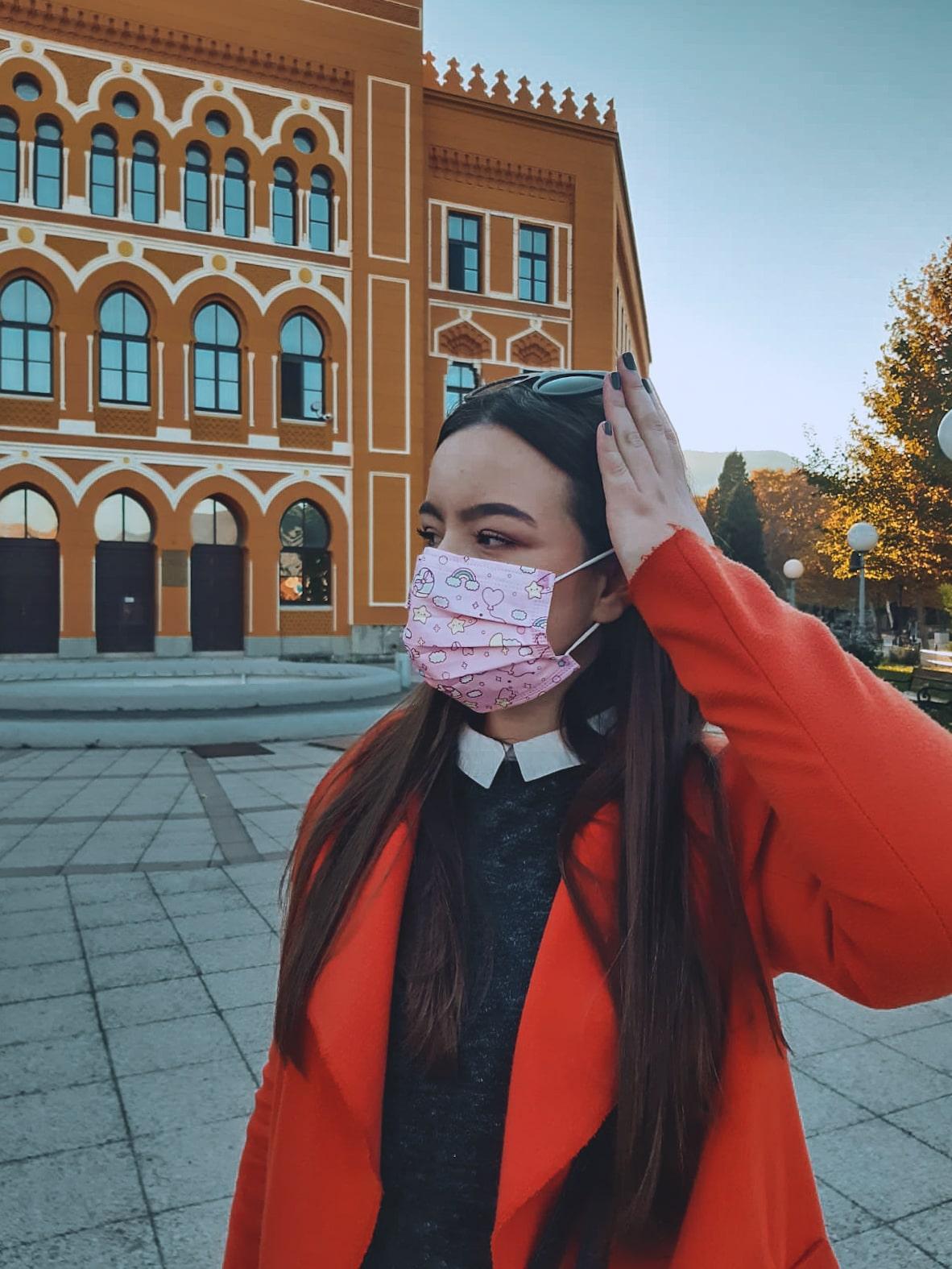 kawaii face masks review blippo livinglikev fashion blogger living like v kawaii