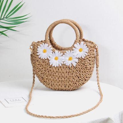 newchic bags straw handbags livinglikev fashion blogger living like v fashion blogger
