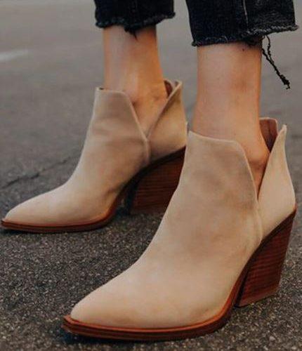 newchic boots livinglikev fashion blogger