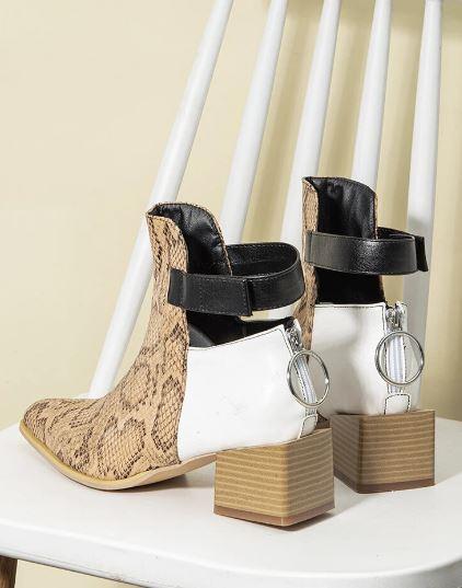 newchic boots livinglikev fashion blogger living like v fashion blogger