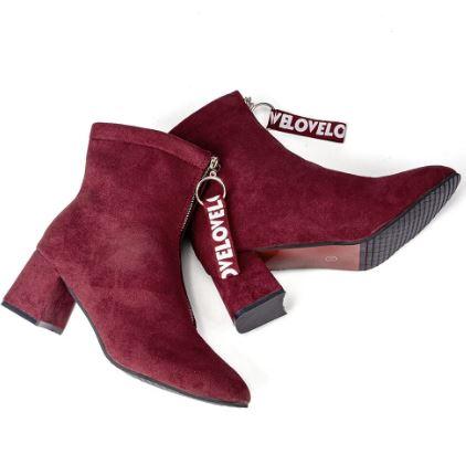 newchic boots livinglikev fashion blogger living like v